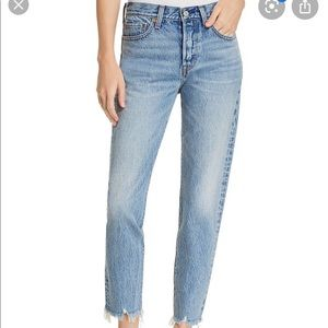 Wedgie Fit Straight Leg Jeans